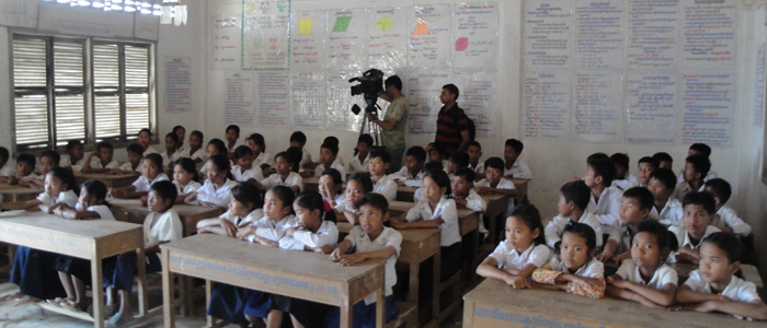 India-Cambodia Friendship School