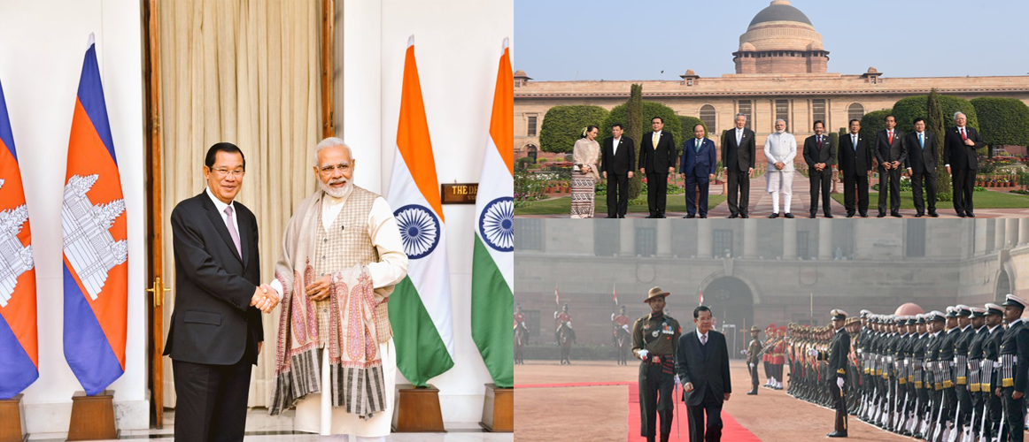 State Visit of Prime Minister of the Kingdom of Cambodia to India