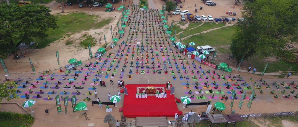 IDY2019 celebrations in Siem Reap